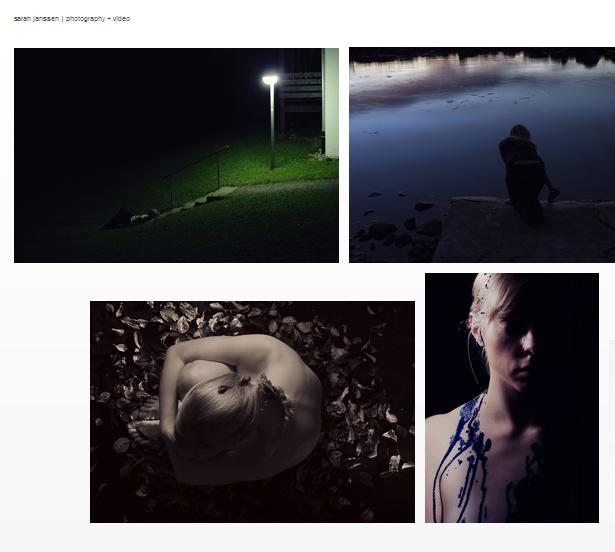 Sarah Janssen - photography portfolio