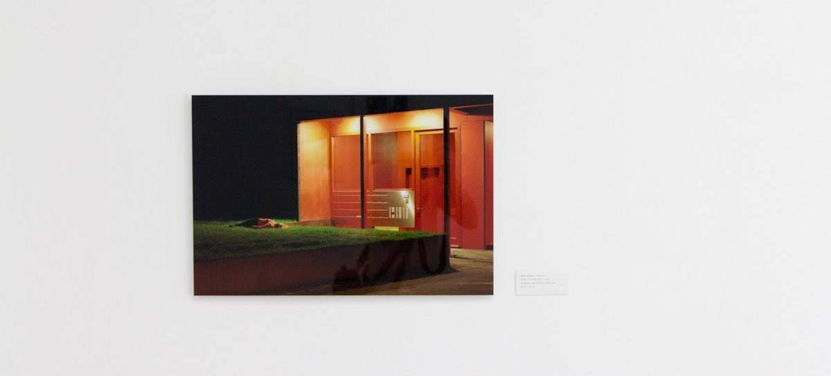Sarah Janssen exhibition at incubarte 7