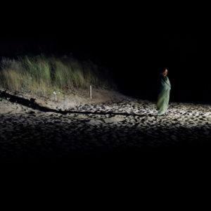 long shadow night