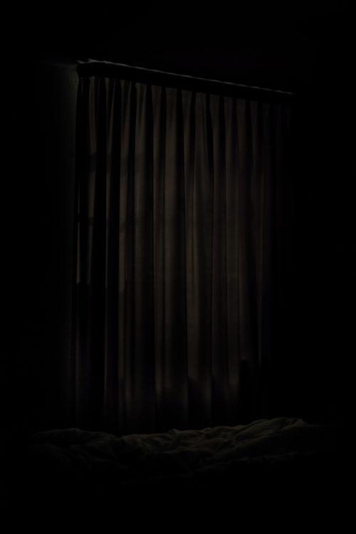 under a nameless moon II, digital photograph by Sarah Janssen